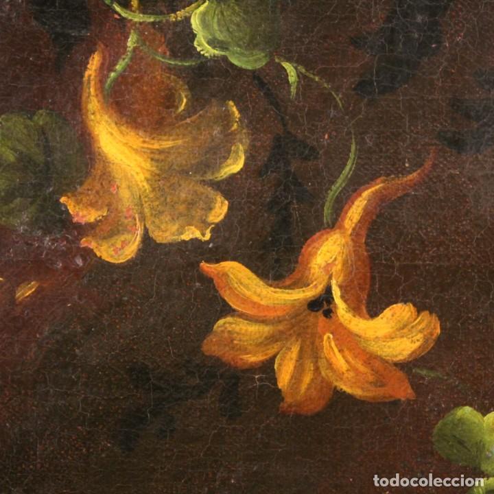 Arte: Antiguo bodegón del siglo XVIII - Foto 8 - 268752149