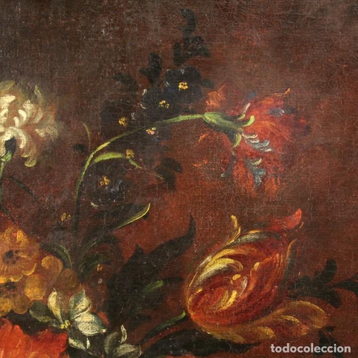 Arte: Antiguo bodegón del siglo XVIII - Foto 10 - 268752149
