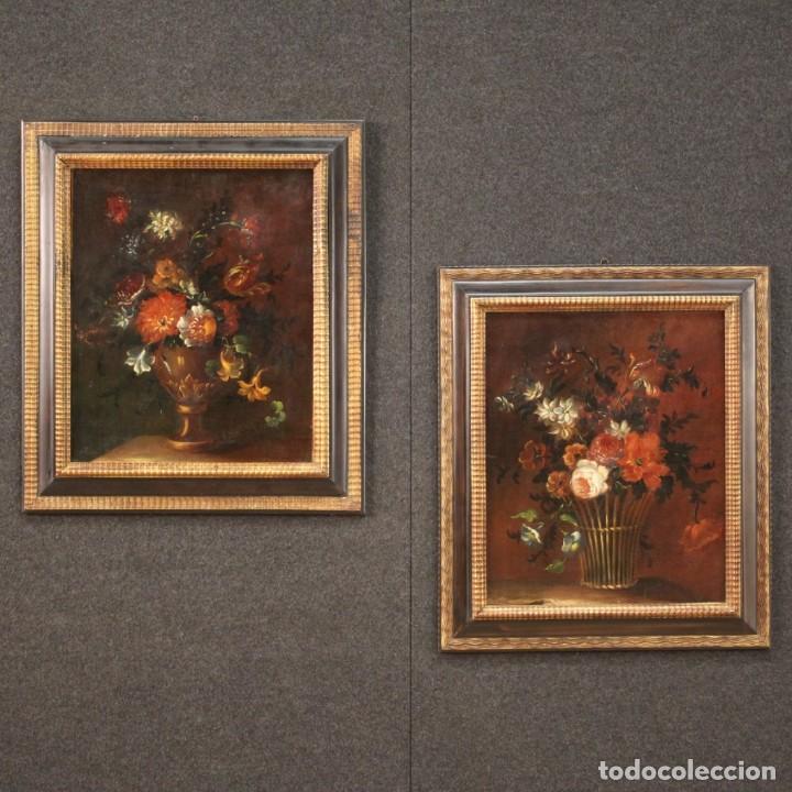 Arte: Antiguo bodegón del siglo XVIII - Foto 12 - 268752149