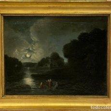Arte: ESCUELA FRANCESA DEL SIGLO XVIII. ÓLEO SOBRE LIENZO. Lote 269035834