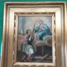 Arte: ANÓNIMO. SIGLO XVIII. ÓLEO SOBRE TELA. RENTELADO Y RESTAURADO.. Lote 269042283