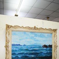 Arte: PINTURA LIENZO AUTOR JESÚS BASTIDA. Lote 269189188