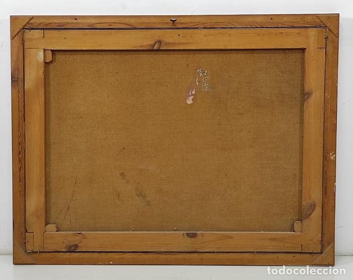 Arte: Berga y Boada (Olot 1872- Sant Feliu de Guixols 1923 - Óleo sobre Tela - Paisaje - Año 1910 - Foto 7 - 269602623