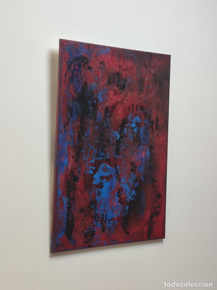 LAODICEA (DENYSARTE) (Arte - Pintura Directa del Autor)