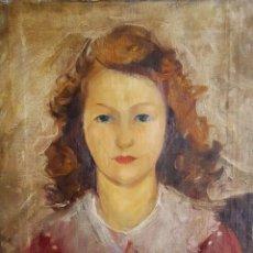 Arte: SOLOTAREFF BORIS (1889-1966) (ATRIB.) PINTOR RUSO. OLEO SOBRE TELA. Lote 269985058