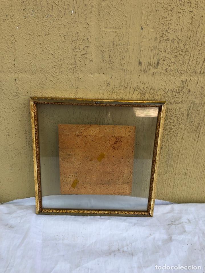 Arte: J.sarquella . Precioso dibujo o óleo sobre papel .bergantin año 1848 . Tiempos antiguos . Ver fotos - Foto 5 - 270918713