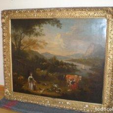 Arte: CUADRO MICHEL CARRE (1657-1727). Lote 271368578