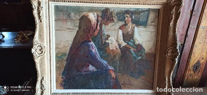OLEO DE MANUEL MACHI (Arte - Pintura - Pintura al Óleo Contemporánea )