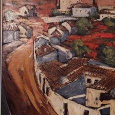 Arte: CUADRO AL ÓLEO DE JOSEP TUR. Lote 271591533