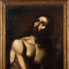 """Arte: ESCUELA ESPAÑOLA DEL SIGLO XVII """" ECCE HOMO """",. Lote 271645418"""