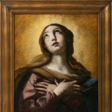 """Arte: ESCUELA ESPAÑOLA DEL SIGLO XVIII """" MAGDALENA """". Lote 271789063"""