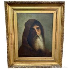 "Arte: SEGUIDOR JOSE DE RIBERA "" SAN FRANCISCO "" SIGLO XVII. Lote 271790613"