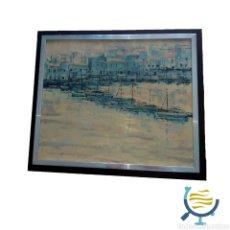 Arte: OLEO SOBRE LIENZO / CIRCA 1920-1930 / COSTA?. Lote 271817683