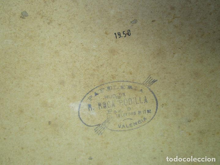 Arte: PRECIOSA PINTURA VIRGEN CUADRO OLEO 1950 R.OLIVER - Foto 4 - 272258418