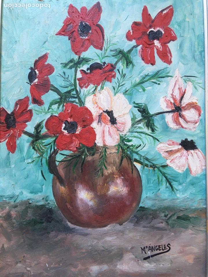 Arte: Pintura de lienzo al óleo - Foto 2 - 272263463