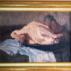 Arte: GASTON CANTIN XIX XX ESCUELA FRANCESA. Lote 274741998