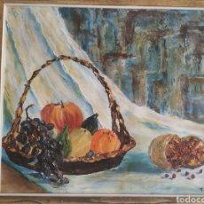 Arte: PRECIOSO CUADRO AL ÓLEO FIRMADO, ORIGINAL. Lote 276043363