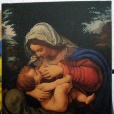 Arte: ESCUELA EUROPEA S.XX VIRGEN DE LA LECHE ANONIMO. Lote 276123278