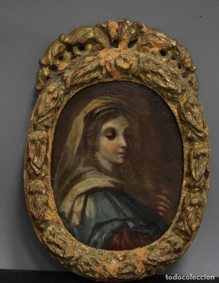 COBRE ATRIBUÍDO A GIUSEPPE GAMBARINI, SIGLO XVIII (Arte - Pintura - Pintura al Óleo Antigua siglo XVIII)