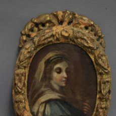 Arte: COBRE ATRIBUÍDO A GIUSEPPE GAMBARINI, SIGLO XVIII. Lote 276592398