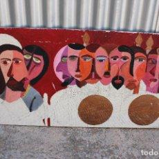 Arte: CUADRO ORIGINAL ANONIMO, OLEO - LIENZO. Lote 276694528