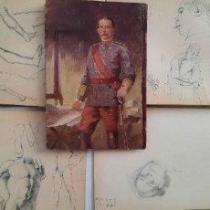 Arte: LIBRETA DE APUNTES CON MAS DE 100 DIBUJOS UN OLEO VICTOR MORELLI 1860,CON OBRA EN EL MUSEO DEL PRADO. Lote 276777683