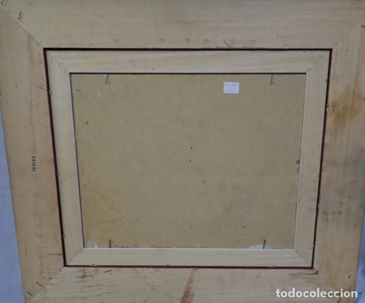 Arte: Óleo sobre tabla J.Lloret - Foto 4 - 276801698