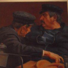 Arte: FANTÁSTICO OLEO , FIRMADO POR EL ARTISTA S. MIMIN DE 60 X 50 CM. Lote 276925638