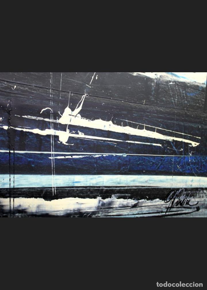 "Arte: Giuseppe Panzica. ""Maestrale"" - Foto 6 - 277173698"