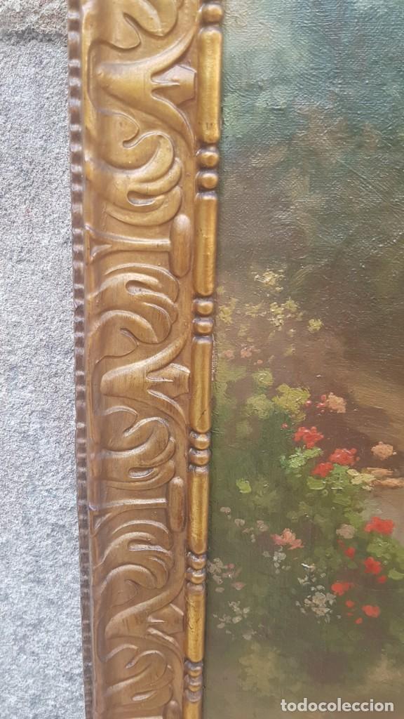 Arte: PAISAJE CALLE RURAL JOAQUIN FERRER Y PALLEJA (1845-1945) - Foto 18 - 277618233
