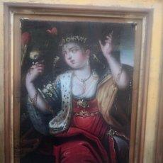 Arte: ANTIGUA Y MAGNÍFICA PINTURA S.XVII-XVIII ESCUELA HOLANDESA COLONIAL. Lote 277571623