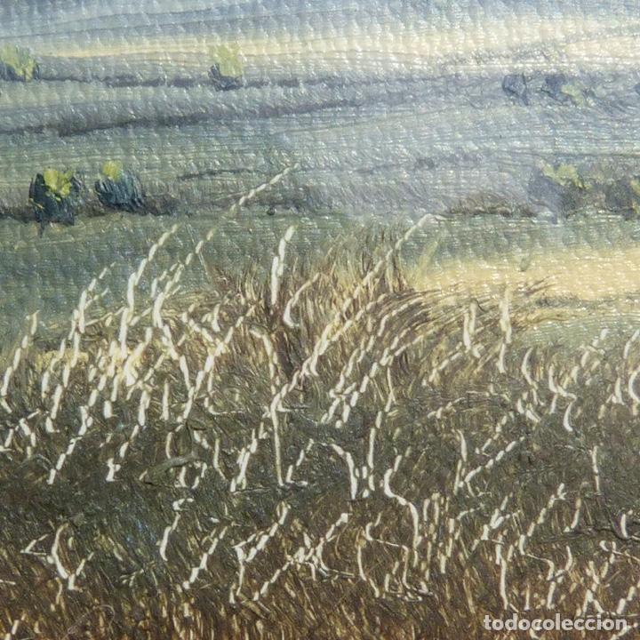 Arte: Roger rode? Paisaje solitario firmado rode, 1989 - Foto 6 - 277718883