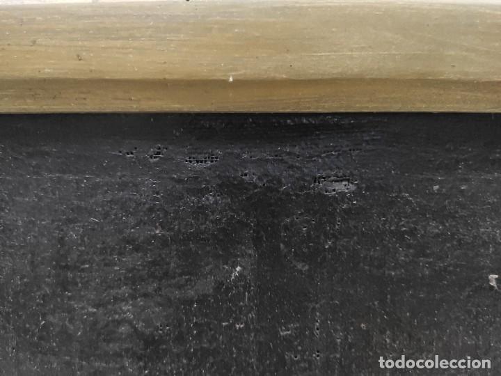 """Arte: """"Bodegón"""" escuela española, de principios del siglo XIX. Óleo sobre lienzo. Sin firmar. - Foto 7 - 277726533"""