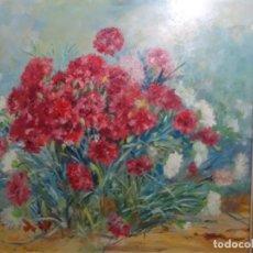 Arte: GRAN ÓLEO SOBRE TABLA DE ENRIC MODOLELL MARQUÉS (CABRERA DE MAR 1903).. Lote 277844863