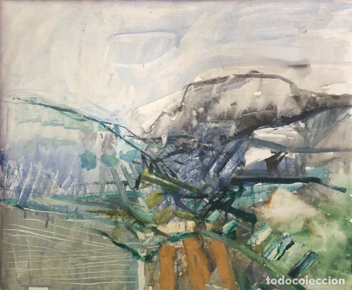 ANTONIO GONZALO LINDIN - PINTURA SOBRE TELA - (Arte - Pintura - Pintura al Óleo Contemporánea )