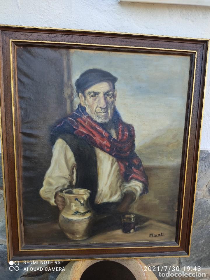 Arte: Lote de nueve cuadros al óleo - Foto 6 - 278409753