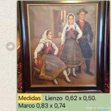 Arte: OLEO RAFAEL PEÑELAS. Lote 278698768