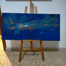 Arte: OLEO SOBRE LIENZO - ÁNGEL GONZÁLEZ LLÀCER - 2005 REF:30. Lote 279466253