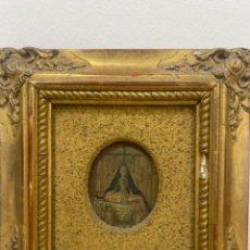 Arte: VIRGEN DE LAS ANGUSTIAS DE GRANADA SIGLO XVIII. Lote 282241508