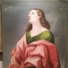 Arte: SAN JUAN EVANGELISTA ATRIBUÍDO A LEONELLO SPADA (1576-1622). Lote 284753618