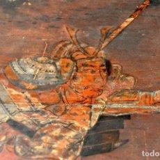 Arte: EMA, OMIKUNI OTSU HOKAKE, SENGOKU SE;OR DE OMA / OTSU SUMI / CHIKAGA, 1613. Lote 286543918