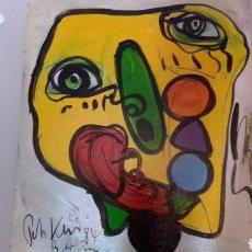 Arte: PETER ROBERT KEIL. ARTE ALEMÁN. CERTIFICADO. Lote 286957333