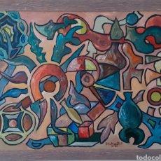 Arte: OLEO IGNACIO RUIZ DE ARCAUTE. Lote 287603783