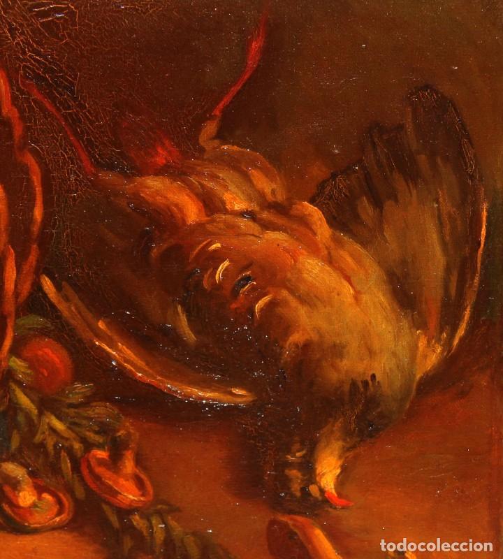 Arte: ANTONI VIDAL ROLLAND (1889 - 1970) OLEO SOBRE TELA. NATURALEZA MUERTA. 46 X 54 CM. - Foto 3 - 287655453