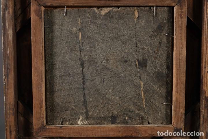 Arte: Óleo sobre tabla Maria Magdalena siglo XVI - Foto 8 - 287764953