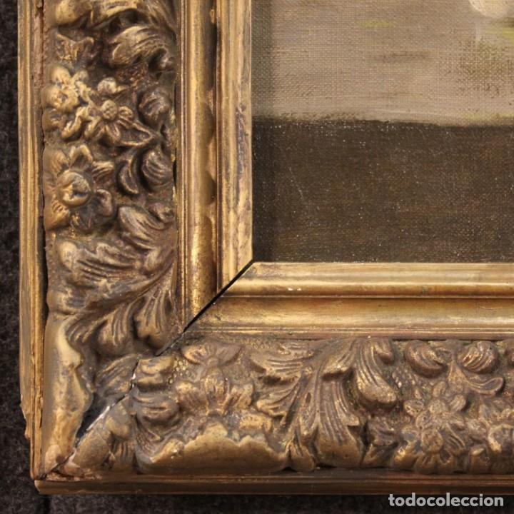 Arte: Bodegón francés antiguo del siglo XIX. - Foto 5 - 287854503