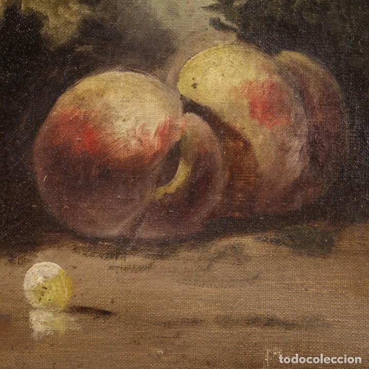Arte: Bodegón francés antiguo del siglo XIX. - Foto 8 - 287854503