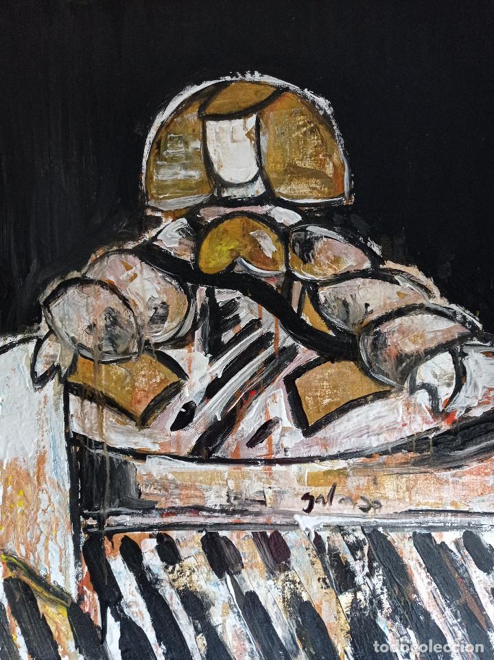 MENINA PINTURA SOBRE LIENZO (Arte - Pintura - Pintura al Óleo Contemporánea )