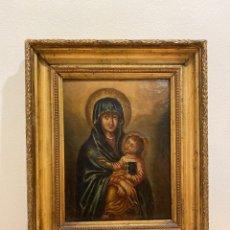 Arte: VIRGEN DEL PÓPULO, SIGLO XVII. Lote 287949303