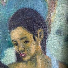Arte: GAUGUIN MI INTERPRETACION. Lote 288306233